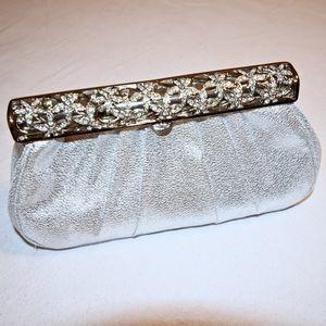 Handbags - Embellished Evening Clutch